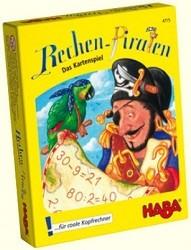 Les Pirates Mathématiciens - Le jeu de cartes