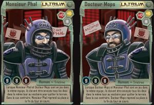 Ultrium Sphere : Mops et Phal