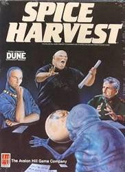 Dune : Spice Harvest