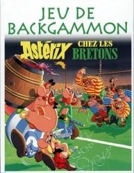 Jeu de Backgammon - Astérix chez les Bretons