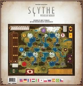 Scythe plateau modulaire