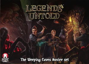 Legends Untold: Weeping Caves Novice Set