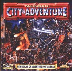 Talisman City of Adventure