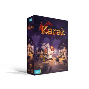 Karak : Mon premier donjon Crawler