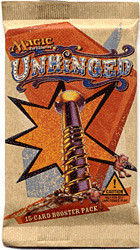 Magic the Gathering : Unhinged