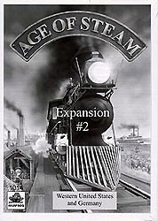 Age of Steam : Expansion #2