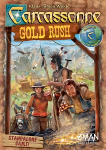 Carcassonne : Gold Rush