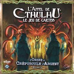 L'Appel de Cthulhu JCE : L'Ordre du Crépuscule d'Argent