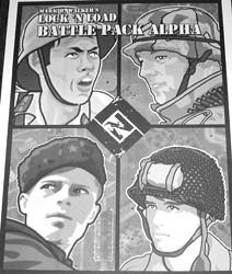 Lock'n Load : Battle Pack Alpha