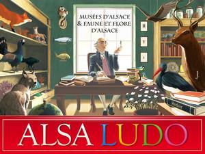 Alsa Ludo - Musées d'Alsace & Faune et flore d'Alsace