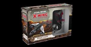 X-Wing : Jeu de Figurines - Canons à Louer
