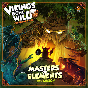 Vikings Gone Wild - Master of Elements