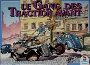 Le Gang des Traction Avant