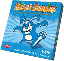 Killer Bunnies : et la quête de la Carotte Magique