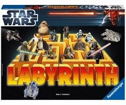 Labyrinth - Star Wars 3D