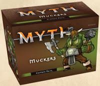 Myth - Mucker Captain Pack