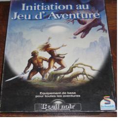 L'Œil Noir - Initiation au jeu d'Aventure