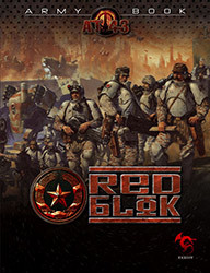 Army book AT-43 : Red Blok