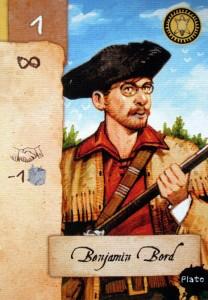 Lewis & Clark: Benjamin Bord