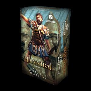 Hannibal & Hamilcar  - Le soleil de Macédoine