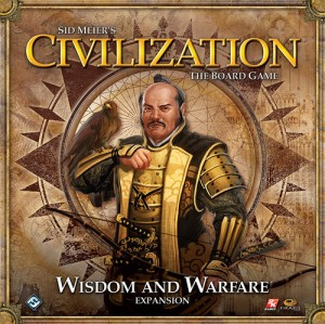 Sid Meier's Civilization : The Boardgame - Wisdom and Warfare