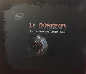 Cthulhu Wars: Extension Le Dormeur
