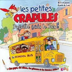 Les petites crapules, pagaille dans le bus !