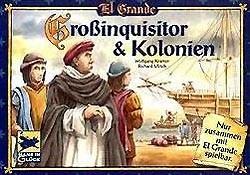 El Grande : Grossinquisitor & Kolonien