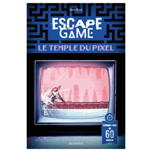 Escape Game 13 - Le Temple du Pixel