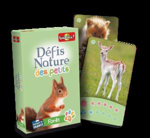 Défis Nature des Petits Forêt