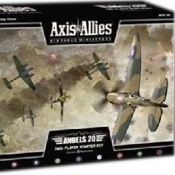 Axis & Allies Air Force Miniatures - Angels 20