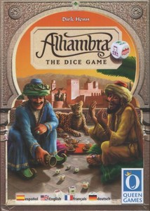 Alhambra : the dice game