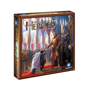 Might & Magic Heroes - The board game