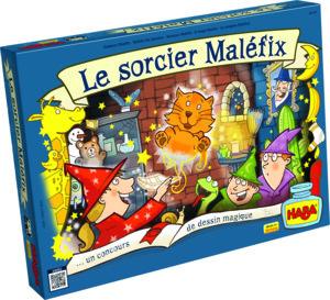 Le Sorcier Malefix