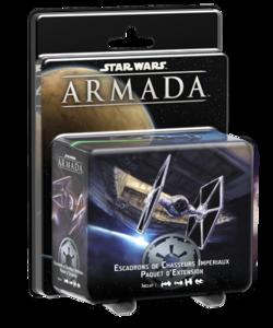 Star Wars: Armada : Escadrons de Chasseurs Impériaux