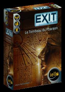 EXIT : Le Jeu – Le Tombeau du Pharaon