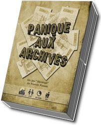 Panique aux Archives