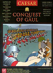 Caesar - Conquest of Gaul