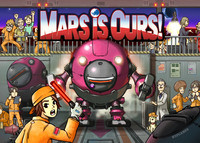 Mars is Ours !