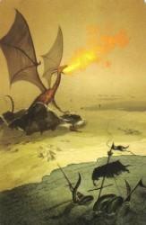Dixit : Carte promotionnelle Dragon (Dixit 3)