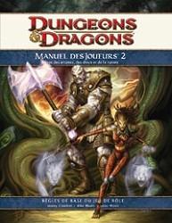 Dungeons & dragons 4 : Manuel des Joueurs 2