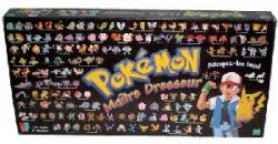 Pokémon - Maître Dresseur, Attrapez Les Tous !