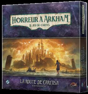 Horreur à Arkham : Le Jeu de Cartes - La Route de Carcosa