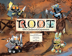 Root : The Clockwork Expansion - édition originale VO