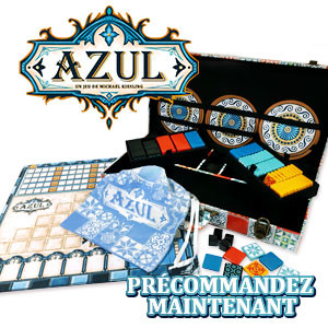 Azul Giant Edition