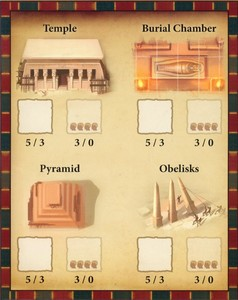Imhotep : The Stonemason's Wager