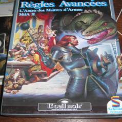 L'Œil Noir - Règles Avancées - Maîtres d'Armes II