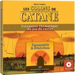 Les Colons de Catane : Commerce & Évolution