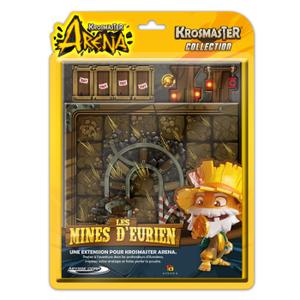 Krosmaster Arena - Pack Mines d'Eurien