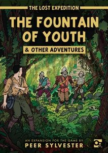 The Lost Expedition: The Fountain of Youth & Other Adventures